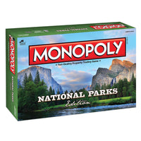 Monopoly National Parks Edition - Student Spotlight