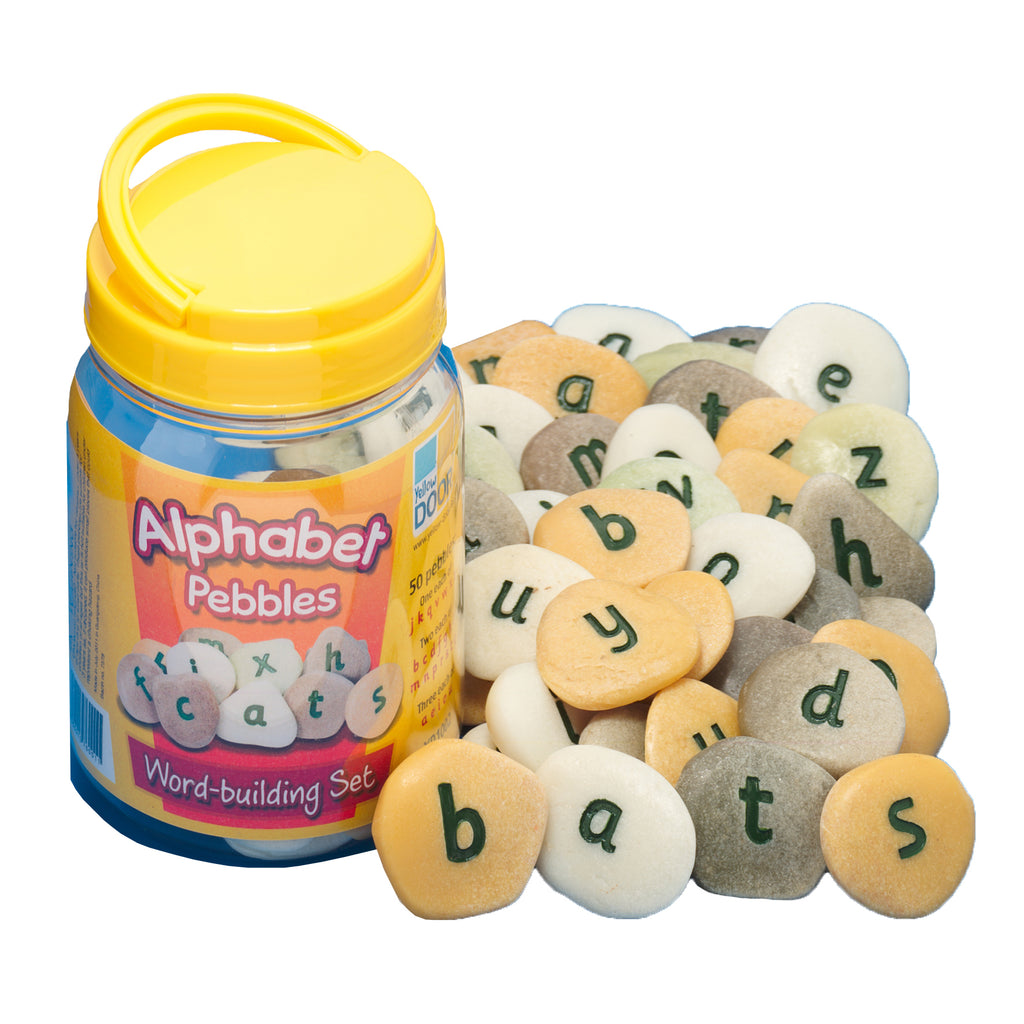 Alphabet Pebbles Wordbuilding St - Student Spotlight