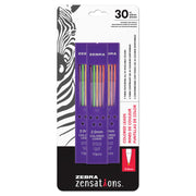 Assrtd Color Lead Refills Pack Of 3 Zensations