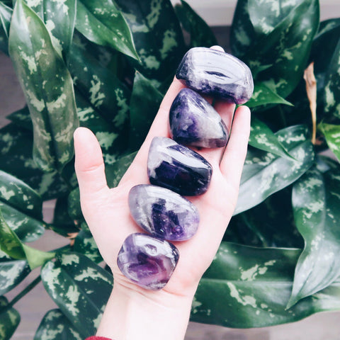 Inner Light Botanicals online crystal shop Amethyst