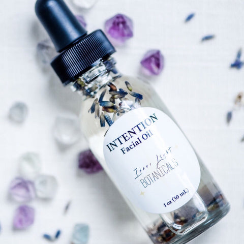 Inner Light Botanicals Intention Facial Oil
