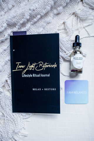 RELAX + RESTORE Self-Care Kit