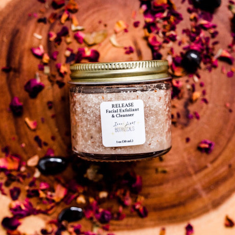 Inner Light Botanicals Release Facial Exfoliant & Cleanser