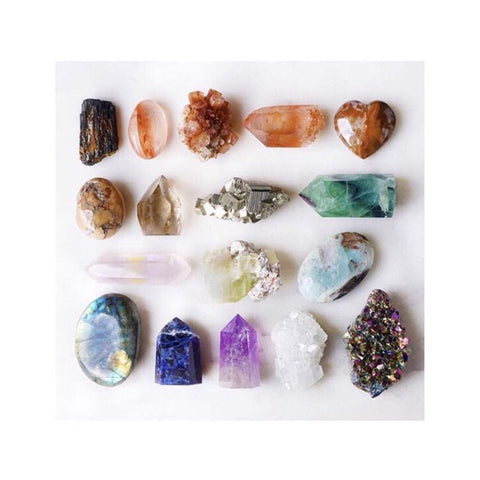 READING Crystals & Coffee! Meetup: Working with Intention ✭ January 10th, 2019