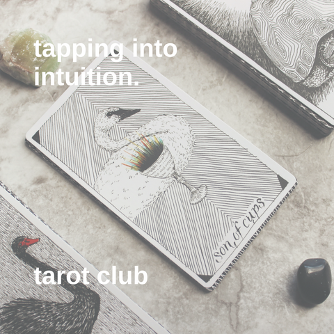 Inner Light Botanicals Tarot Club. Join the Inner Light Sanctuary