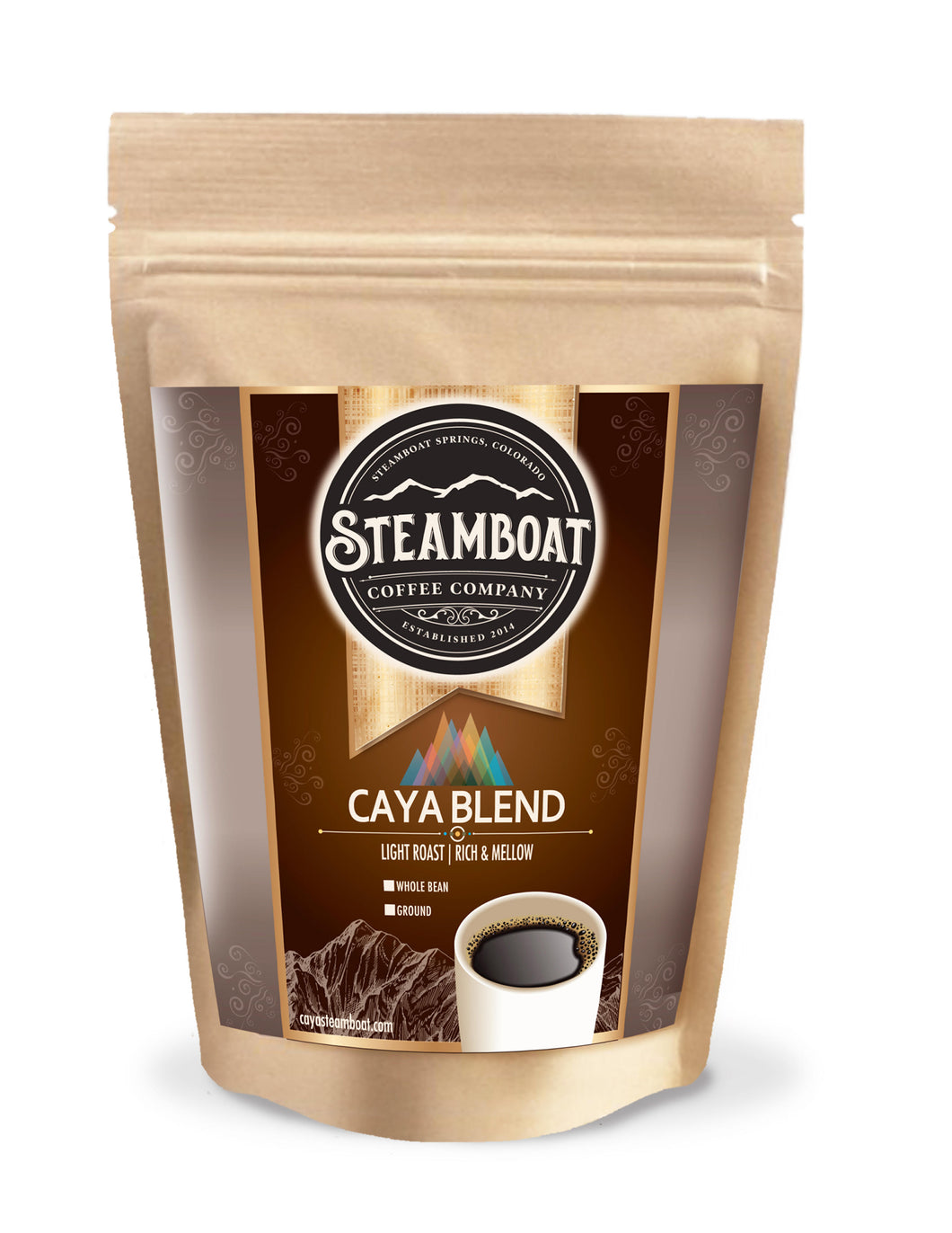 CAYA Blend - Light Roast