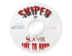Artist: Sniperfeat Slayer  Song: Fire To Burn  Label: Sniper Recordings