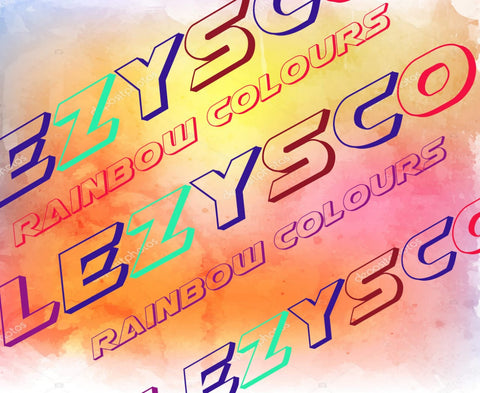 Artist: Lezysco Album: Rainbow Colours Label: Hobby Hunks Music Publisher: Hobby Hunks