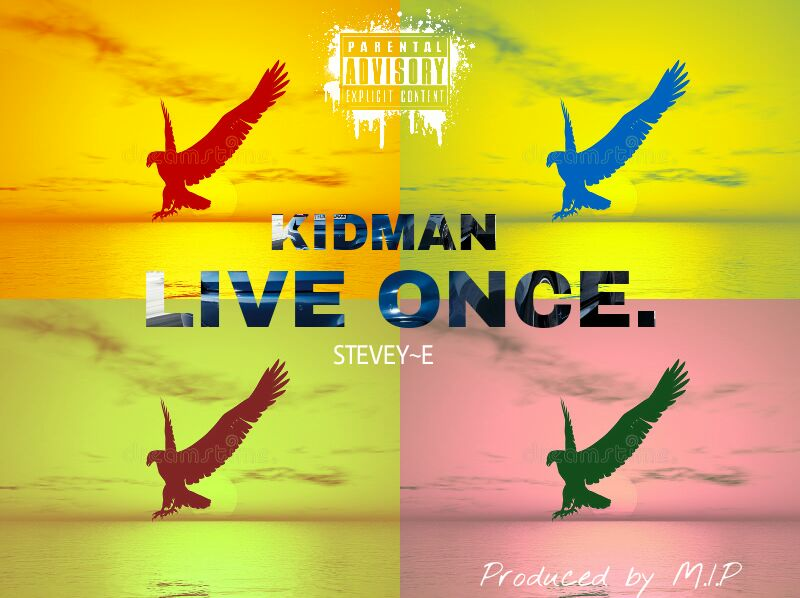 Artist: Kidman Blank Song: Live Once Label: MIP Publissher: MIP