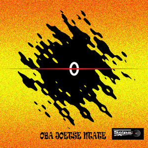 Artist: Sniper   Song: Oba Joetse Ntate  Label: Sniper Recordings