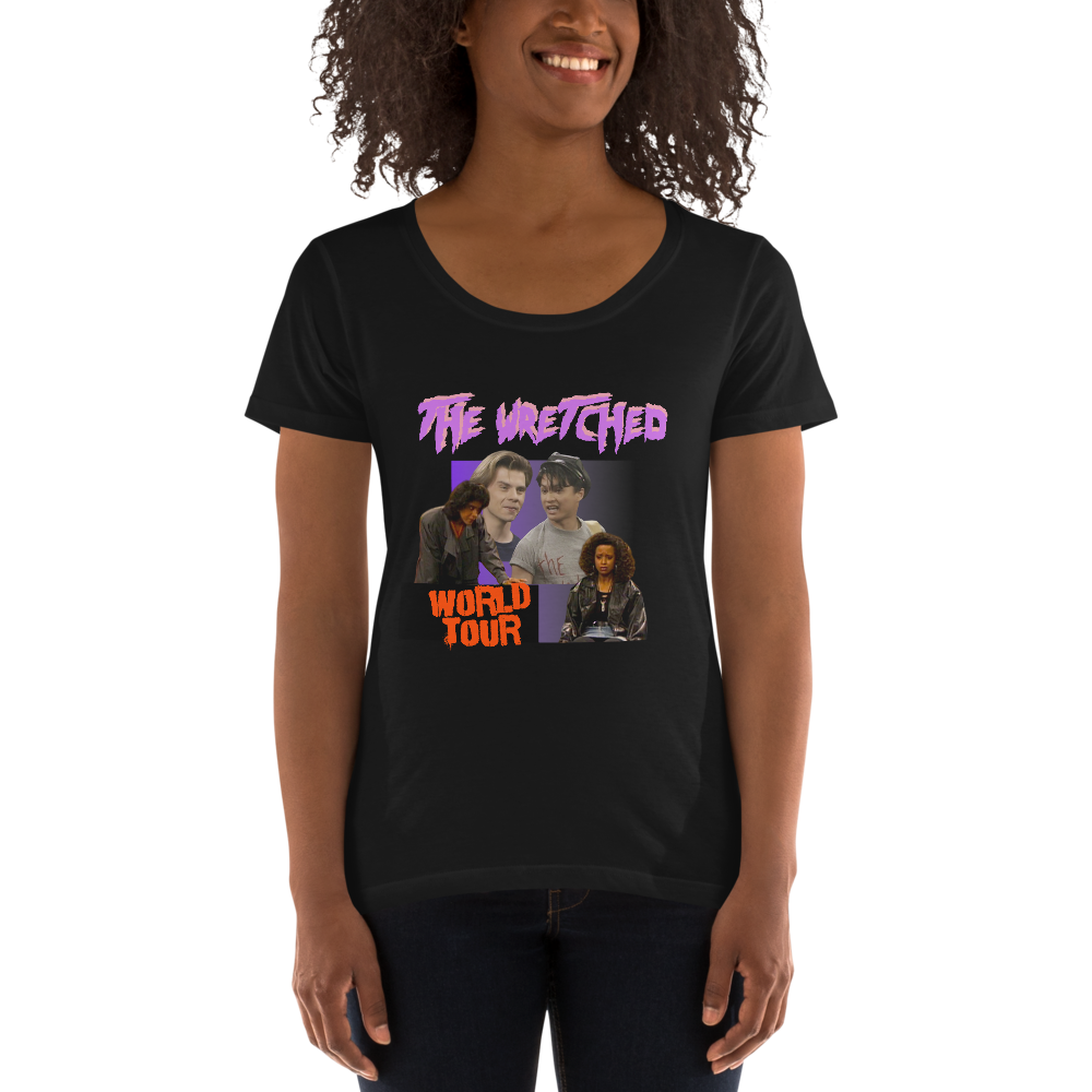 The Cosby Show big fun with the wretched tee - Temple & Kardy's Store
