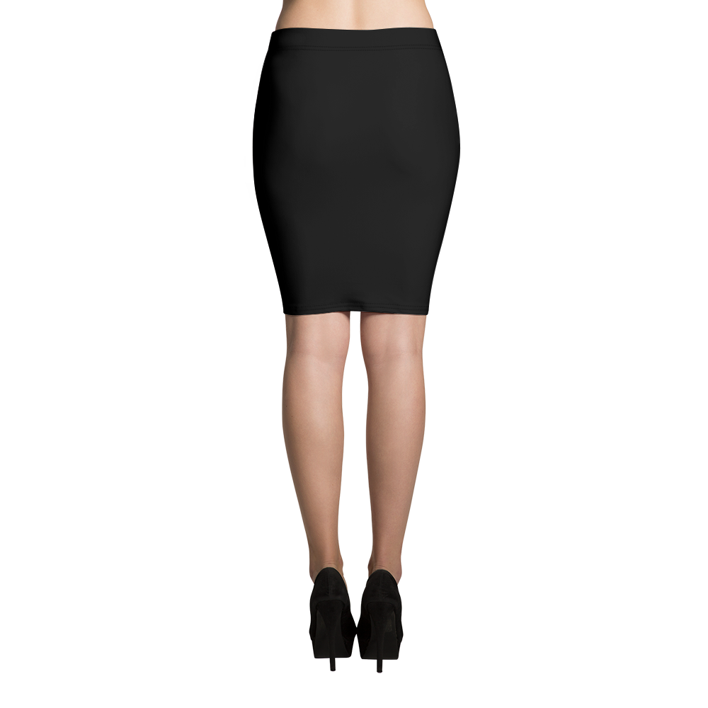 Miss Jackson - Pencil Skirt - Temple & Kardy's Store