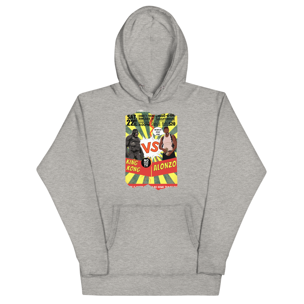 Training Day KingKong vs. Alonzo - Hoodie (Unisex)