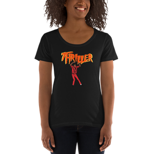 Open image in slideshow, Michael Jackson Thriller Dance Tee (womens) - Temple & Kardy's Store