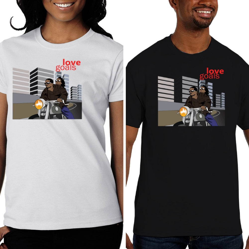Love Jones the movie (unisex) tee - Temple & Kardy's Store