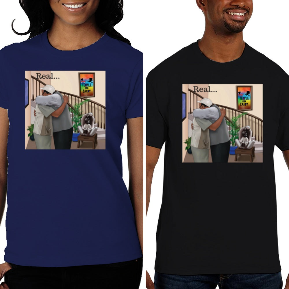 The Fresh Prince Real Dads (unisex) tee - Temple & Kardy's Store