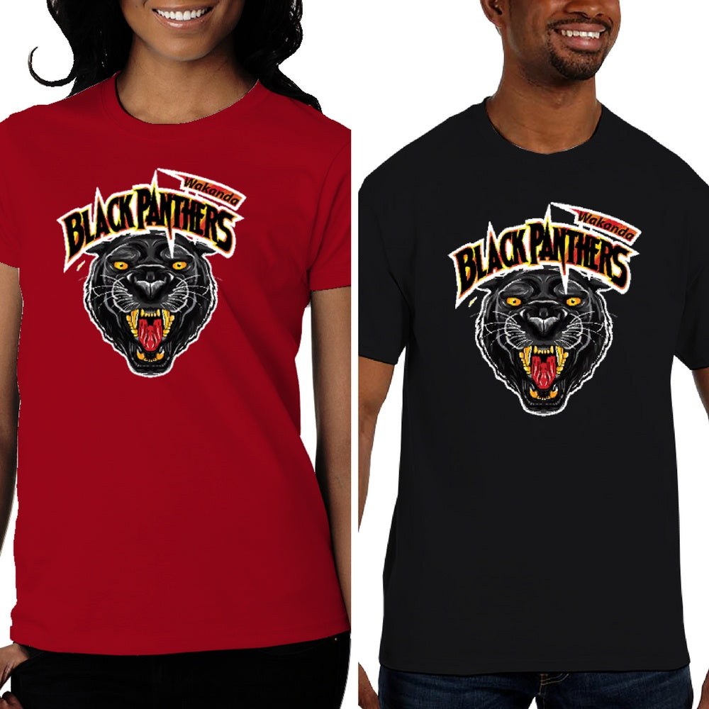 The Black Panther Wakanda (unisex) tee - Temple & Kardy's Store