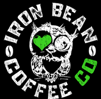 Iron Bean Coffee Company Logo