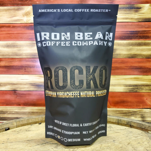 ROCKO - Ethiopian Natural Process - Medium Roast