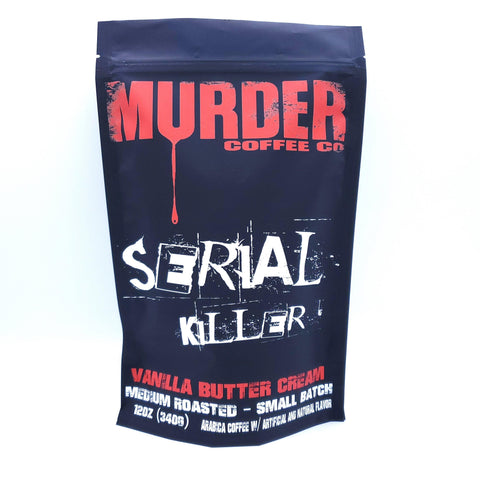 Serial Killer - Vanilla Butter Cream