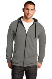 The IRON BEAN Zip Up Hoodie