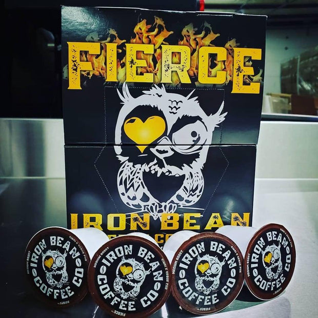 Fierce Kups 12pk