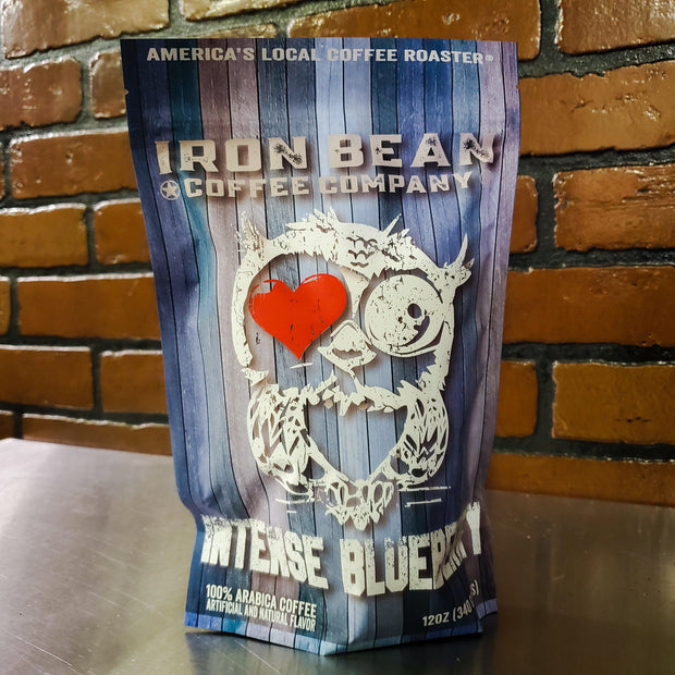 Intense Blueberry - 12oz