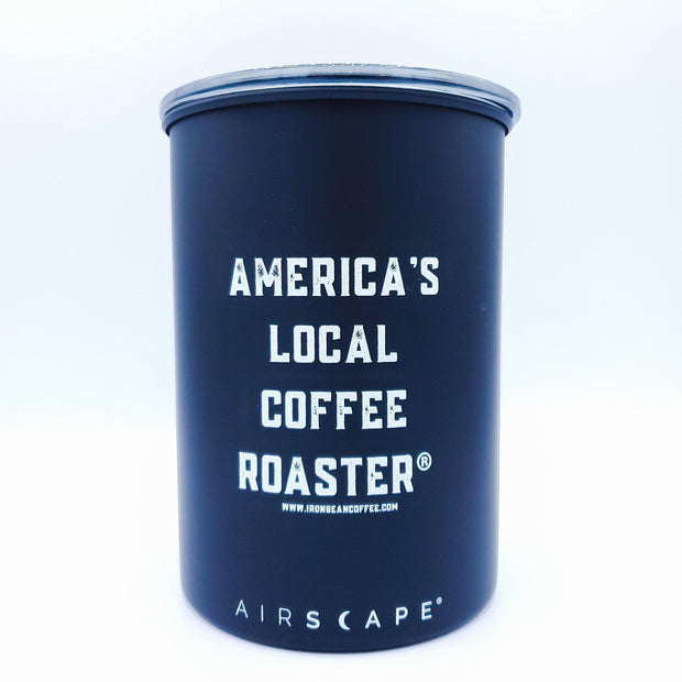 DYLAN® Airscape IBCC Coffee Canister - Charcoal