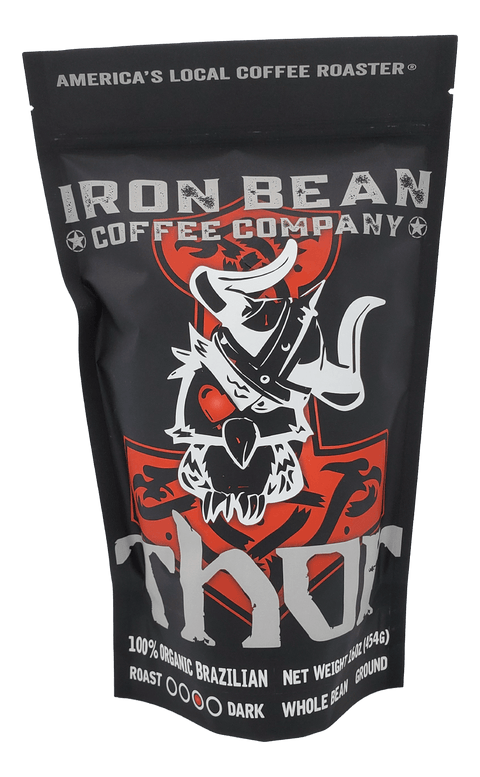 THOR™ - Med/Dark Roast