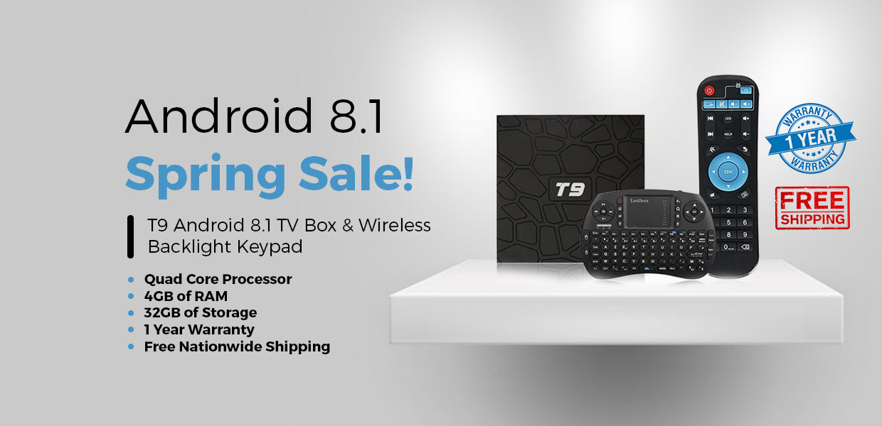 Android TV Box Ireland Sale
