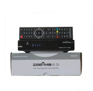 Zgemma Star H.2S Twin Satellite Receiver
