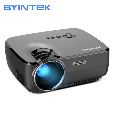 BYINTEK SKY GP70 Portable Mini LED Home Cinema Projector