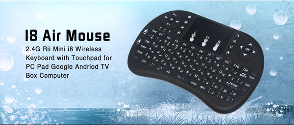 T95Q Android 8.1 TV Box - 4GB/32GB & Wireless Keypad