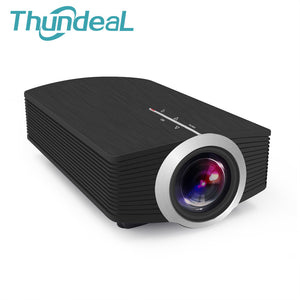 Thundeal YG500A Mini Projector 1080P HD (Syncs with Phone)