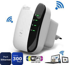 WIFI Signal Booster - 300Mbps Speed