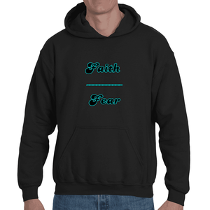 Faith Over Fear Pullover Hoodie