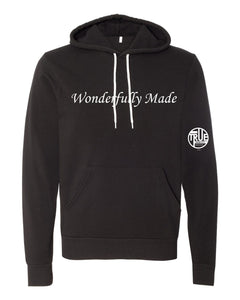 "Black ""Wonderfully Made"" Hoodie"