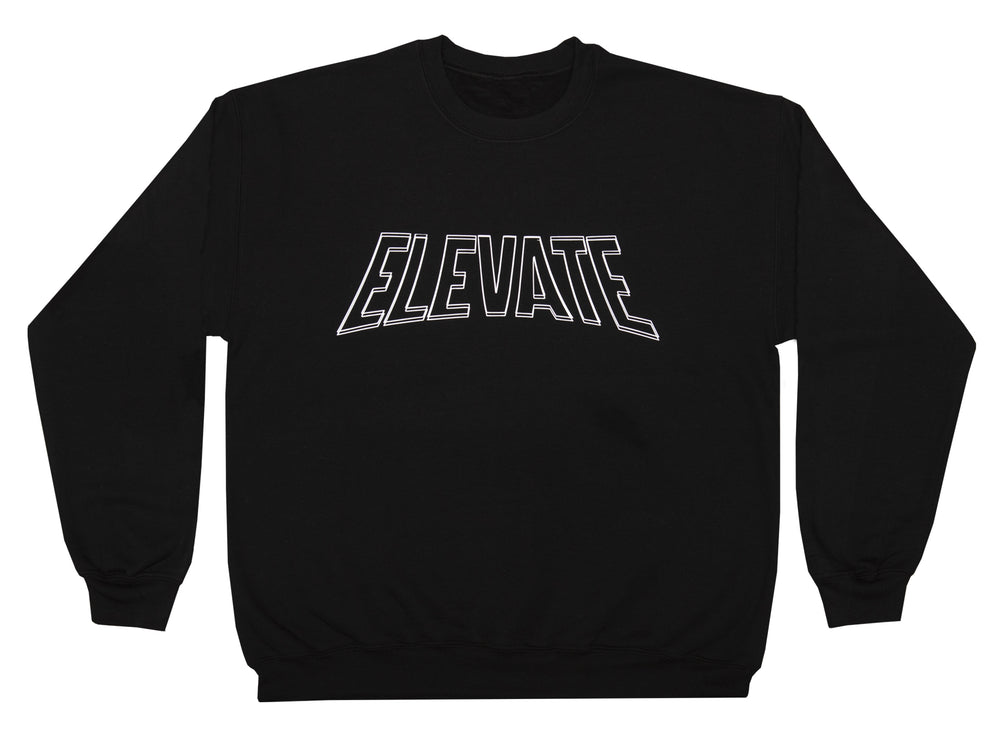Long Sleeve Nucleus Tee - Black/Reflective