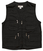 ELEVATE Vest - Black/White