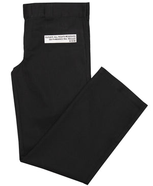 ELEVATE Our Rights Pants - Black/White
