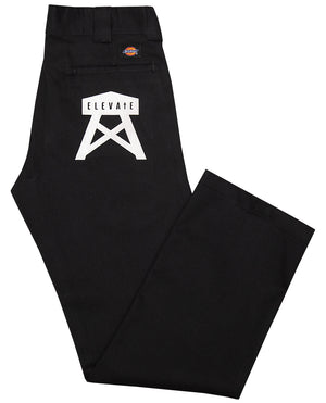 ELEVATE Gassed Up Pants - Black/White