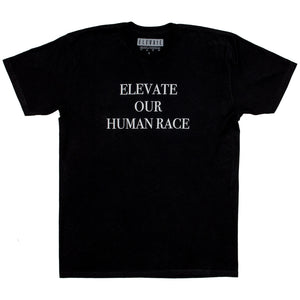 ELEVATE Our Human Race - Black