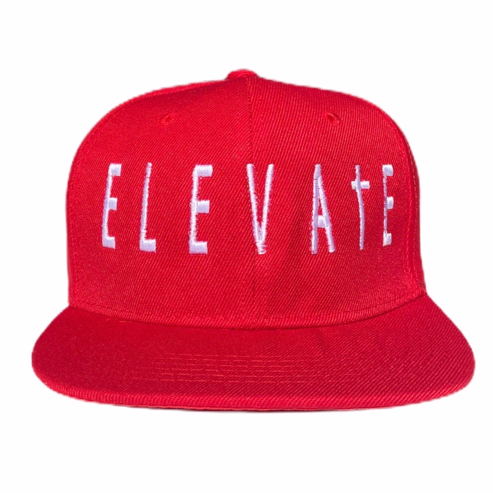 Classic Snapback - Red