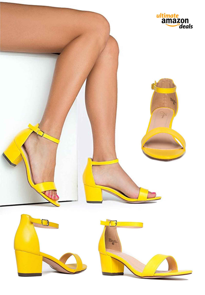 7c518c6e831 15 Must Have Strappy Sandals That Can Be Ordered On Amazon For ...