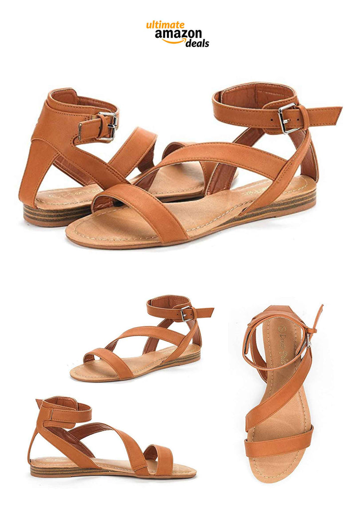 67efec5e843a 15 Must Have Strappy Sandals That Can Be Ordered On Amazon For ...