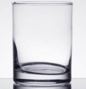 Set of 4 Lazer Engraved Core 12.5 oz. Double Rocks / Old Fashioned Glass