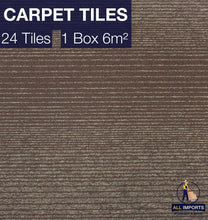 6m² Box of DM02 Premium Carpet Tiles - Perfect for Commercial & Domestic use