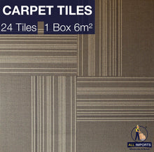 6m² Box of DX01 Premium Carpet Tiles - Perfect for Commercial & Domestic use