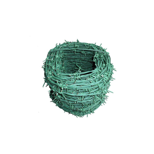 PVC Coated Galvanised Barbed Wire