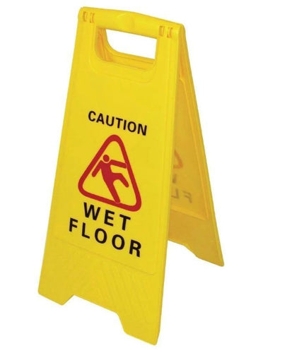 Wet Floor Safety Sign - ALL IMPORTS PTY LTD